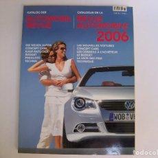 Coches y Motocicletas: REVUE AUTOMOBILE 2006. Lote 143979642