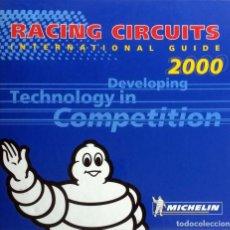 Coches y Motocicletas: GUIA DE CIRCUITOS DE F1 MICHELIN, AÑO 2000, TEXTO EN INGLÉS. . Lote 94747135