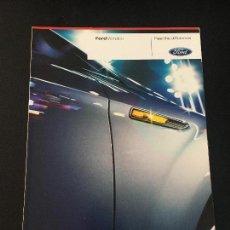 Coches y Motocicletas: FOLLETO CATALOGO PUBLICIDAD ORIGINAL FORD MONDEO 2007. Lote 95088347