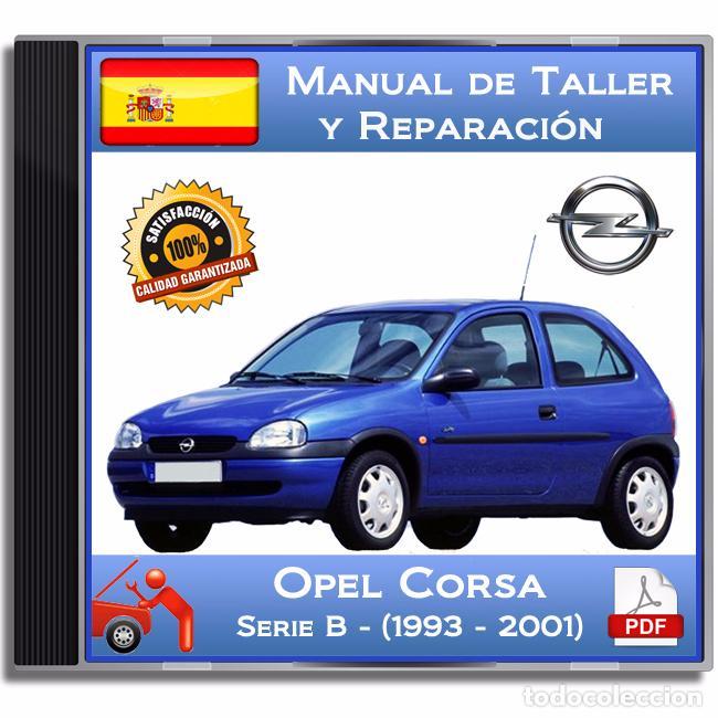 opel corsa serie b 1993 2001 manual de comprar cat logos rh todocoleccion net manual opel corsa manuel opel corsa c 2001