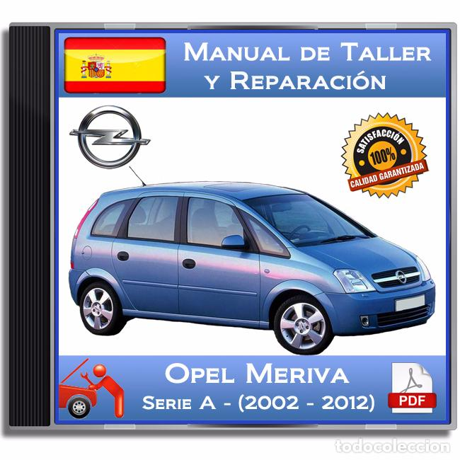opel meriva serie a 2002 2012 manual de comprar cat logos rh todocoleccion net manual de usuario opel meriva 2005 manual usuario opel meriva pdf