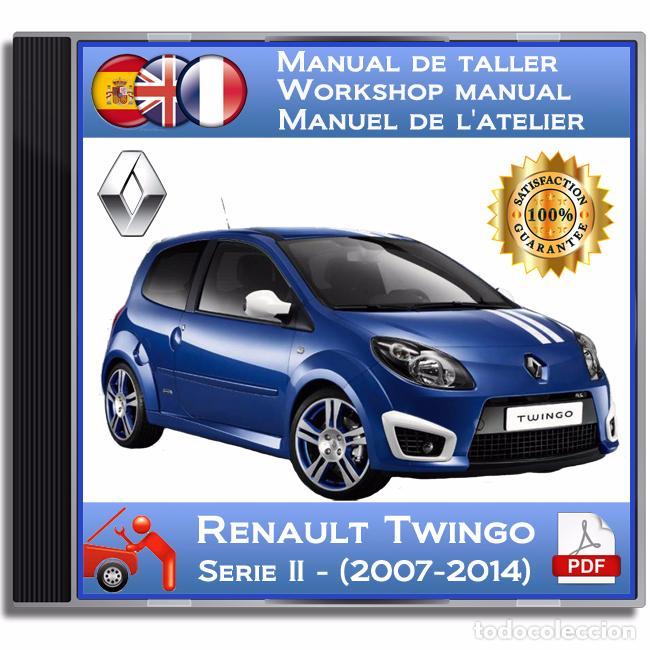 renault twingo ii series 2007 2014 manu comprar cat logos rh todocoleccion net manual renault twingo 1999 manual de usuario renault twingo 2007 pdf