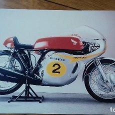 Coches y Motocicletas: HONDA RC 149 TAVERI RC 181 HAILWOOD FOTOGRAFIA 30X20. Lote 97095695