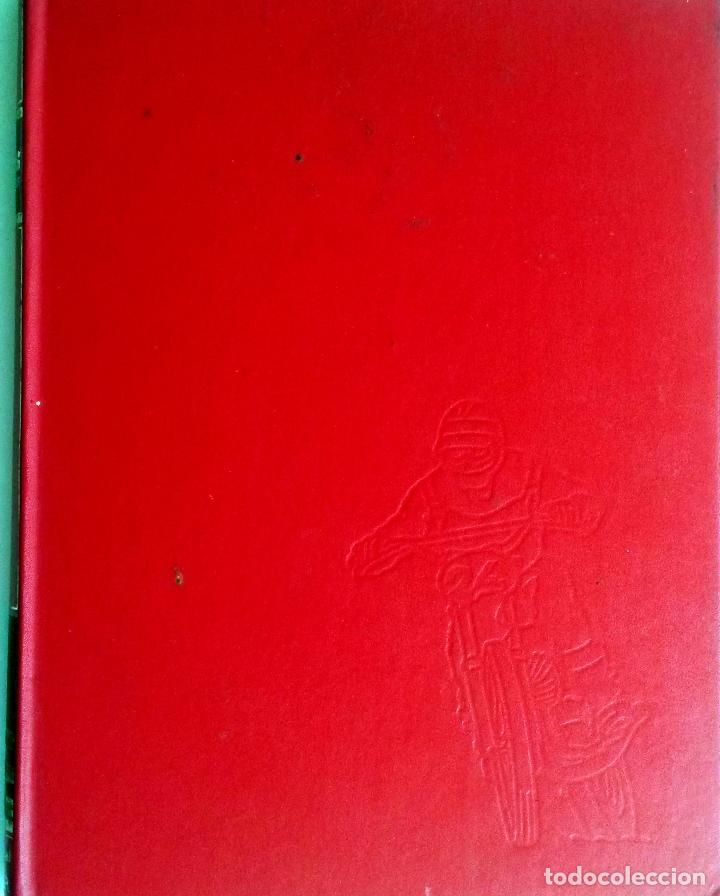 LIBRO DOS RUEDAS - VOLUMEN QUINTO. (Coches y Motocicletas Antiguas y Clásicas - Catálogos, Publicidad y Libros de mecánica)
