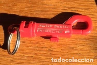 Coches y Motocicletas: SEAT Ronda Motor System Porsche, llavero de los años 80 - Foto 2 - 97790350