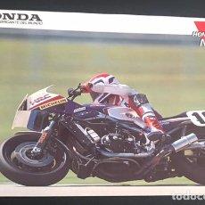 Coches y Motocicletas: CATALOGO GAMA HONDA 1985 TRAIL XL 200 R PD 600 LM VF 500 F 2 750 1000 F CBX 750 CS PX PXR PA MBX. Lote 194653930