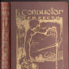 Coches y Motocicletas: MICHELENA : EL CONDUCTOR PERFECTO (C. 1920). Lote 98066055