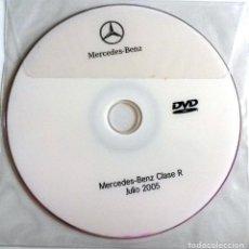 Coches y Motocicletas: CD ORIGINAL- DOSSIER DE PRENSA. MERCEDES-BENZ CLASE R - 2005.. Lote 98147947