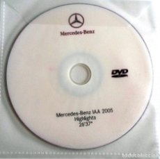 Coches y Motocicletas: CD ORIGINAL- DOSSIER DE PRENSA. MERCEDES-BENZ IAA HIGHLIGHTS - 2005.. Lote 98148439