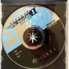 Coches y Motocicletas: CD ORIGINAL- DOSSIER DE PRENSA. INDY CAR RACING SIERRA - AÑO 1996.. Lote 98384963