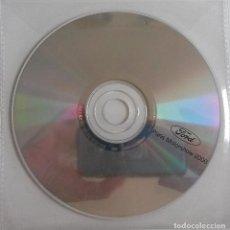 Coches y Motocicletas: CD ORIGINAL- DOSSIER DE PRENSA. FORD PARIS MOTORSHOW - AÑO 2000.. Lote 98385699