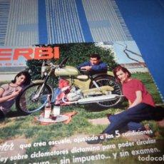 Coches y Motocicletas: CATALOGO DERBI 49 ANTORCHA. Lote 98504679