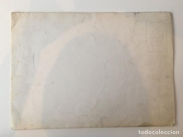 CATÁLOGO PUBLICITARIO ORIGINAL AUTOMOBILE MONTEVERDI AG. 1971. (Coches y Motocicletas Antiguas y Clásicas - Catálogos, Publicidad y Libros de mecánica)