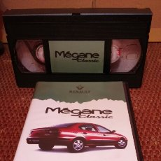 Coches y Motocicletas: VHS RENAULT MEGANE CLÁSSIC . Lote 98815662