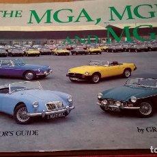 Coches y Motocicletas: LIBRO COCHE MG.EDITADO EN INGLES.135 PG. Lote 99555087