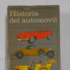 Coches y Motocicletas: ENCICLOPEDIA CEAC DEL MOTOR Y AUTOMOVIL. HISTORIA DEL AUTOMOVIL. TDK315. Lote 99753971