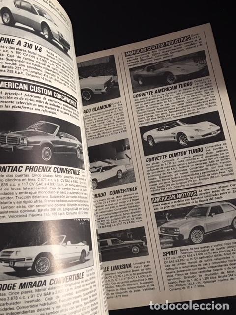 Coches y Motocicletas: catalogo 80 de la revista velocidad anual 1131 automoviles de todo el mundo 1980 - Foto 3 - 257390935