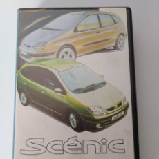 Coches y Motocicletas: VIDEO SCENIC 1999. Lote 100142014