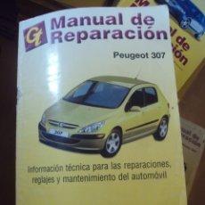 Coches y Motocicletas: MANUAL DE REPARACIÓN PEUGEOT 307 280 PÁGINAS. MIDE: 21 X 30 CMS. Lote 100416535