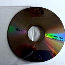 Coches y Motocicletas: DOSSIER DE PRENSA OFICIAL FORD MONDEO TECHNICAL - CD - TEXTO EN INGLÉS.. Lote 101384143