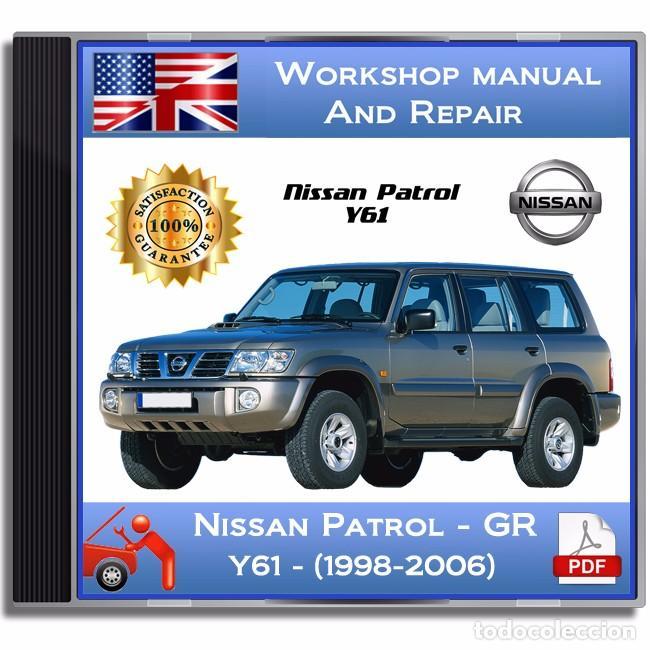 nissan patrol y61 workshop manual pdf