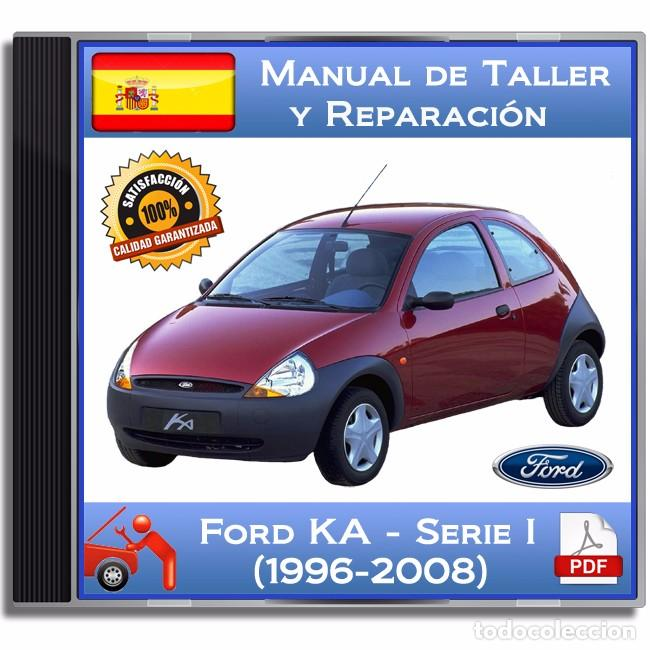ford ka 1996 2008 manual de taller y repa comprar cat logos rh todocoleccion net manual del ford ka 2007 manual del ford ka 2001