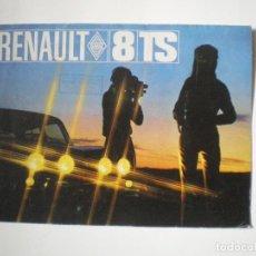 Coches y Motocicletas: RENAULT 8 TS. Lote 102615403