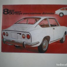 Coches y Motocicletas - SEAT 850 SPORT COUPE - 102615855