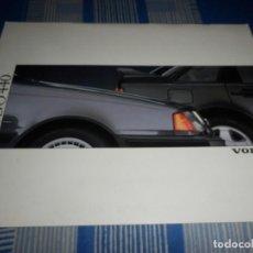 Coches y Motocicletas: CATALOGO VOLVO 440. Lote 102636047
