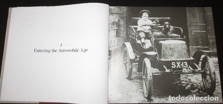 Coches y Motocicletas: CARS. THE EARLY YEARS. LOS PRIMEROS AÑOS DEL AUTOMÓVIL EN LA COLECCIÓN FOTOGRÁFICA HULTON GETTY. - Foto 3 - 102833359