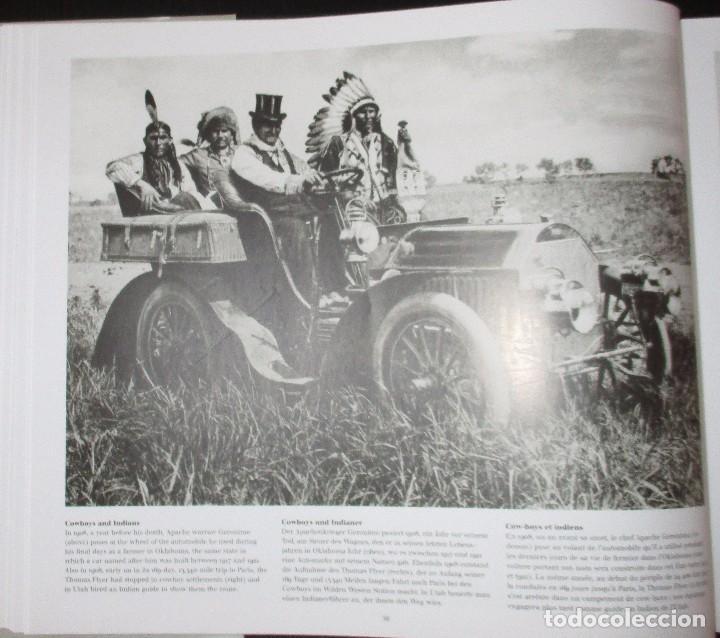 Coches y Motocicletas: CARS. THE EARLY YEARS. LOS PRIMEROS AÑOS DEL AUTOMÓVIL EN LA COLECCIÓN FOTOGRÁFICA HULTON GETTY. - Foto 8 - 102833359