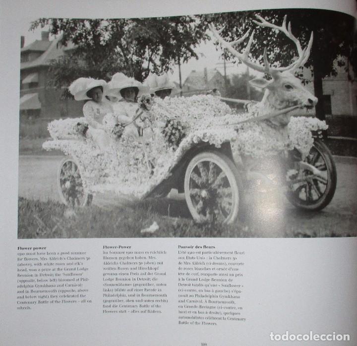 Coches y Motocicletas: CARS. THE EARLY YEARS. LOS PRIMEROS AÑOS DEL AUTOMÓVIL EN LA COLECCIÓN FOTOGRÁFICA HULTON GETTY. - Foto 12 - 102833359