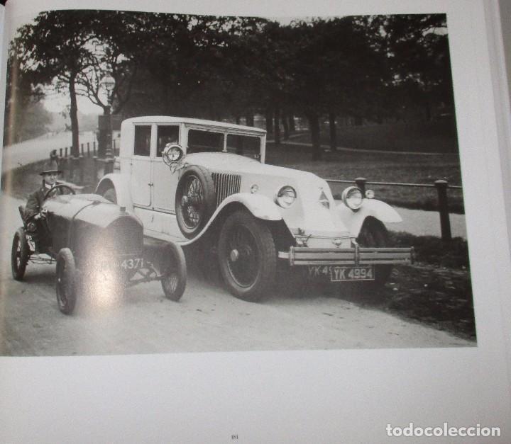 Coches y Motocicletas: CARS. THE EARLY YEARS. LOS PRIMEROS AÑOS DEL AUTOMÓVIL EN LA COLECCIÓN FOTOGRÁFICA HULTON GETTY. - Foto 18 - 102833359