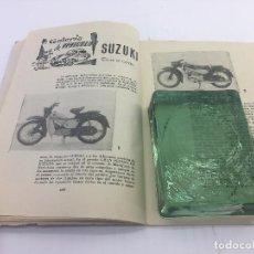 Coches y Motocicletas: REPORTAJE, DESCRIPCIÓN, FOTOS Y CARACTERÍSTICAS DE LAS SUZUKIS AÑO 1961. Lote 102973823