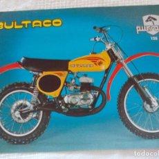 Coches y Motocicletas: BULTACO PURSANG 125. Lote 103209599