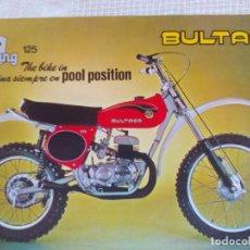 Coches y Motocicletas: BULTACO PURSANG 125. Lote 103209787