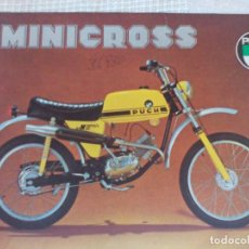 Coches y Motocicletas: MINICROSS PUCH. Lote 103210391