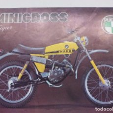 Coches y Motocicletas: MINICROSS PUCH SUPER. Lote 103215483