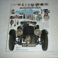 Carros e motociclos: AUTOMOVILES - BIBLIOTECA VISUAL ALTEA 1991. Lote 103633543