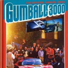 Coches y Motocicletas: LIBRO GUMBALL 3000 - THE OFFICIAL ANNUAL 2004. -TEXTO EN INGLÉS.. Lote 103676375