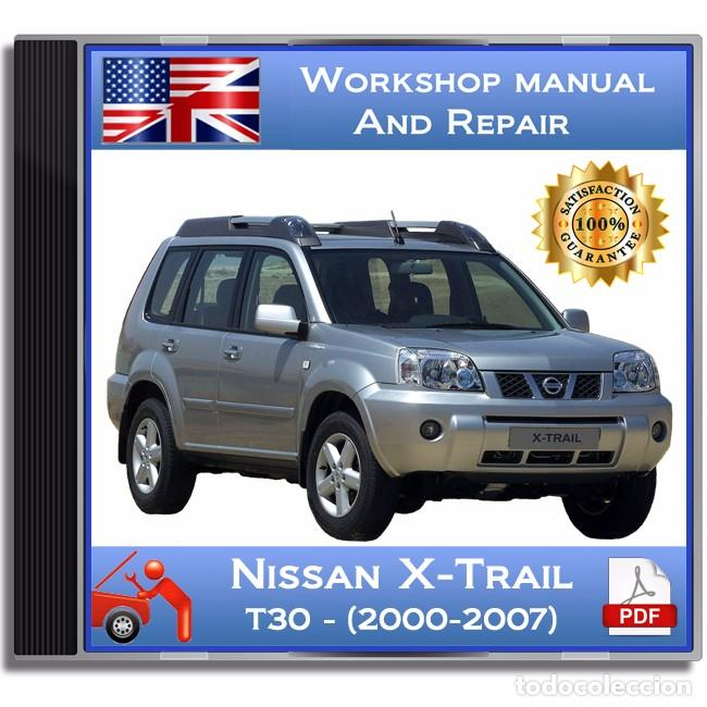 nissan x trail t30 2000 2007 workshop a comprar cat logos rh todocoleccion net owners manual nissan x trail 2015 owners manual nissan x-trail 2016