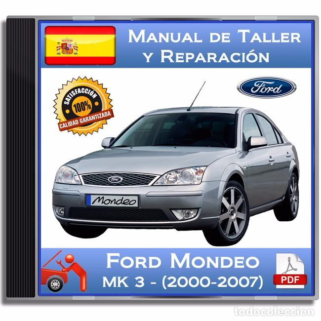 Ford Mondeo Mk3 2000 2007 Manual De Talle Sold Through