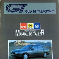 Coches y Motocicletas: GUÍA DE TASACIONES OPEL VECTRA - NOVIEMBRE 1990. - 2 TOMOS.. Lote 105194063