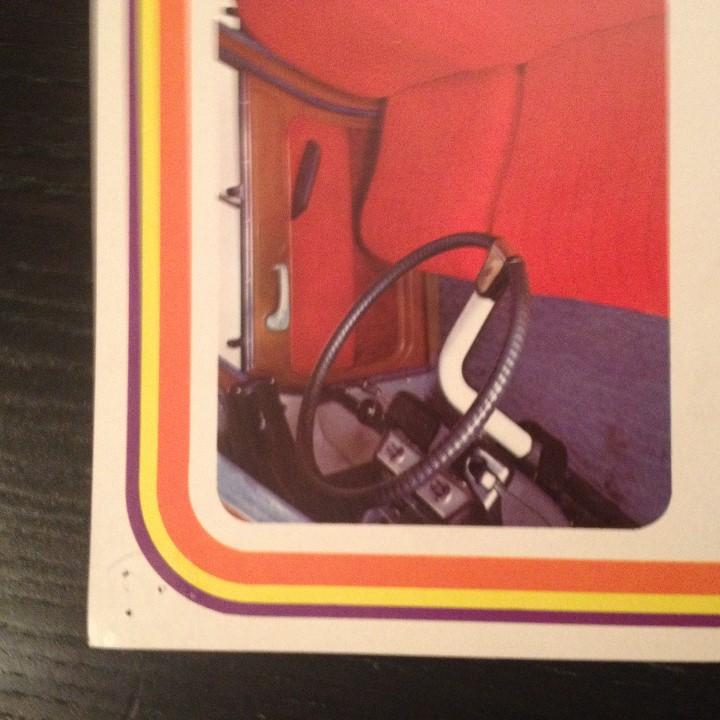 Coches y Motocicletas: CITROEN DYNAM BREAK - CATALOGO PUBLICIDAD ORIGINAL FOLLETO - ESPAÑOL 1971 - Foto 3 - 105625143