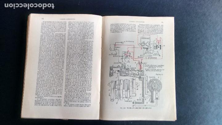 Coches y Motocicletas: MANUAL DE AUTOMÓVILES. MANUEL ARIAS-PAZ. EDITORIAL DOSSAT. 20ª EDICIÓN. 1954 - Foto 3 - 105711843