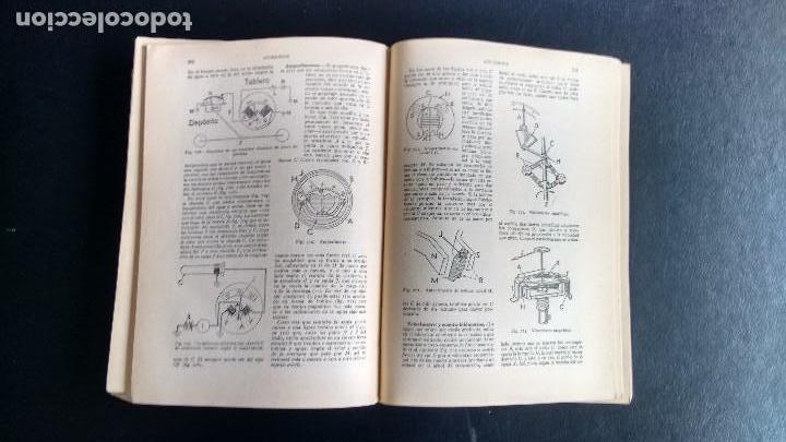 Coches y Motocicletas: MANUAL DE AUTOMÓVILES. MANUEL ARIAS-PAZ. EDITORIAL DOSSAT. 20ª EDICIÓN. 1954 - Foto 4 - 105711843