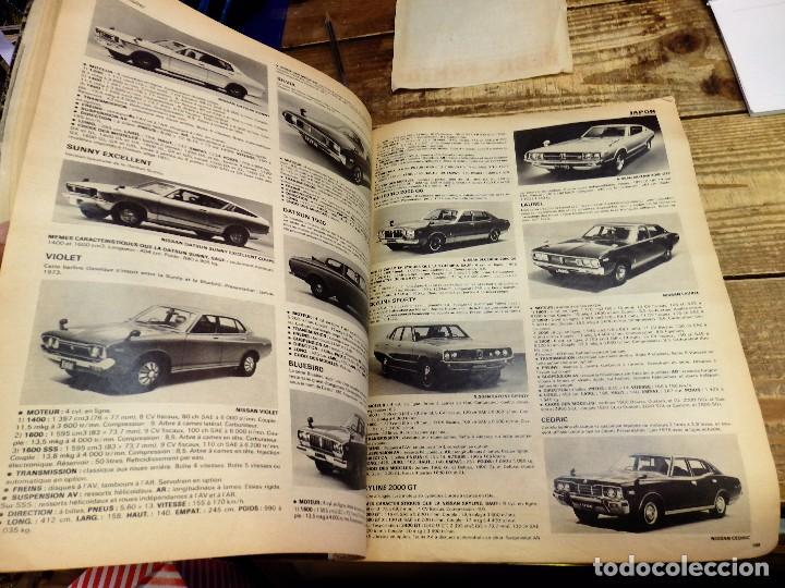 Coches y Motocicletas: Revista Le Salon de L'Auto 1976, 233 paginas ilustradas, magnifico - Foto 2 - 105793563