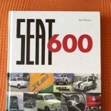 Coches y Motocicletas: LIBRO SEAT 600 NUEVO A ESTRENAR. Lote 105813459