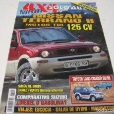 Coches y Motocicletas: SOLO AUTO 4X4 1996: NISSAN TERRANO II TDI; SUZUKI VITARA; NISSAN PATROL 6 CILINDROS; ETC..... Lote 105862391