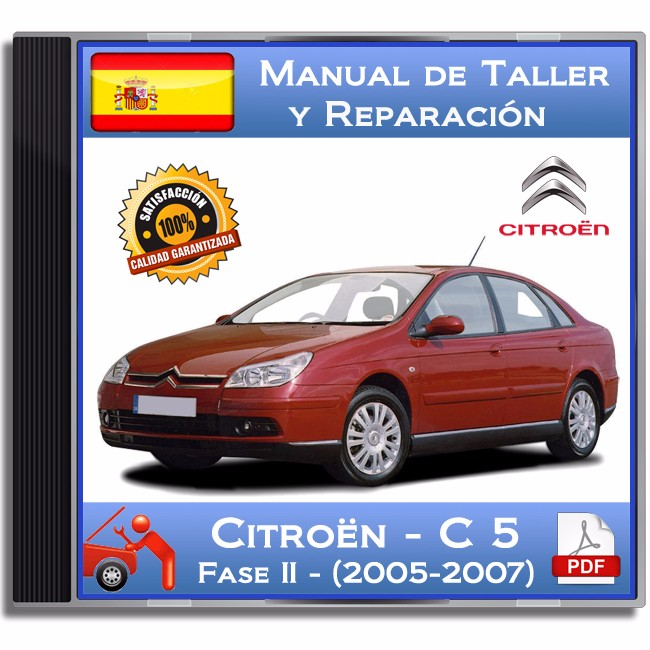 Citroen C5 - Fase Ii -  2005-2007  - Manual De